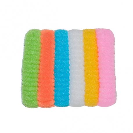 Λαστιχάκια χρωματιστά G&P Accessories σετ των 6