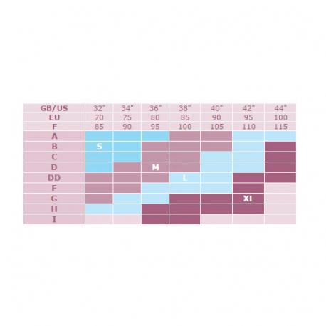Σουτιέν εγκυμοσύνης και θηλασμού Cariwell Comfort Bra S
