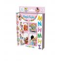 Μικρές Κυρίες - Παιχνίδι μνήμης 1, Διεθνές Κέντρο Βιβλίου