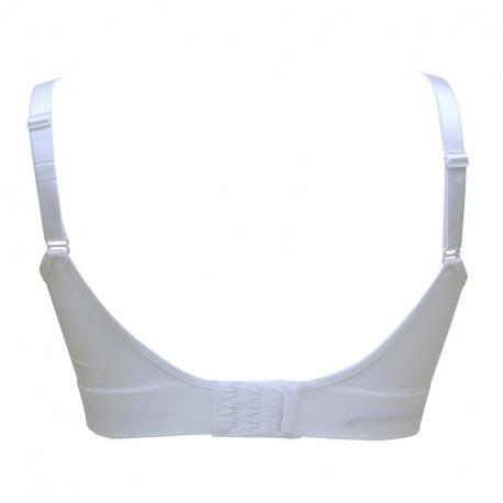 Σουτιέν θηλασμού χωρίς ραφές Carriwell Seamless Nursing Bra XL