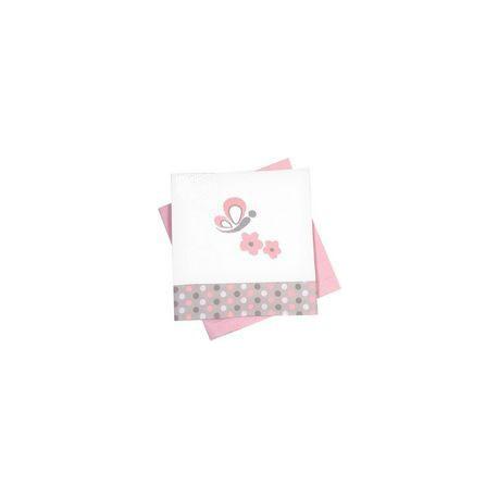 Σεντόνια λίκνου Baby Star Sweet Dots σετ των 2