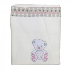 Κουβέρτα fleece Baby Star Sweet Dots 75 x 100 cm