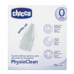 Chicco ανταλλακτικό κιτ αναρρόφησης μύτης PhysioClean