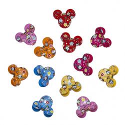 Μανταλάκι G&P Accessories Disney Mickey Mouse σετ των 2