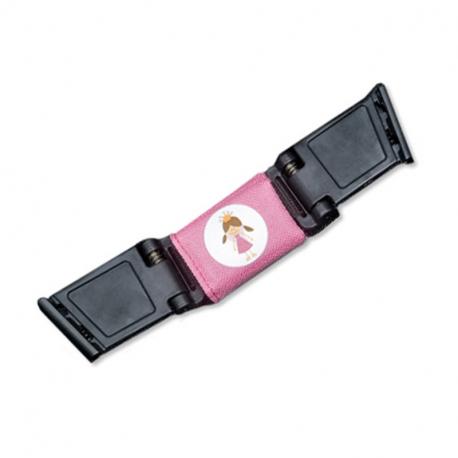 Belt up Kidz ασφάλεια ζώνης αυτοκινήτου ροζ