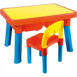Τραπέζι και καρέκλα Androni Giocattoli