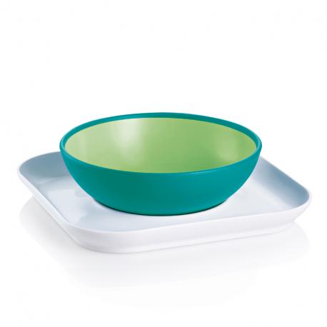 MAM σετ μπολ και πιάτο Babys Bowl & Plate Set