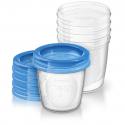 Philips-Avent δοχεία αποθήκευσης μητρικού γάλακτος (SCF618/10)
