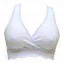 Σουτιέν θηλασμού Carriwell™ Lace Nursing Bra S