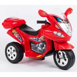 Ηλεκτροκίνητη μοτοσικλέτα Zita Toys με μπαγκαζιέρα