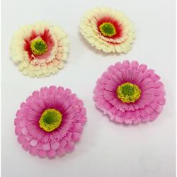 Τσιμπιδάκι G&P Accessories Λουλούδι