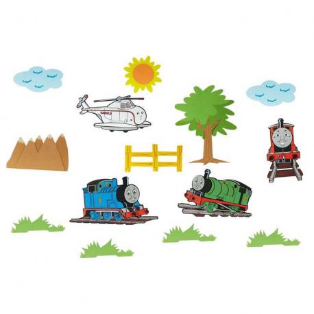 Φιγούρες τοίχου Thomas & Friends