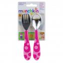 Munchkin σετ πιρούνι και κουτάλι