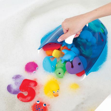 Συλλεκτης παιχνιδιών μπάνιου Munchkin Bath Toy Scoop