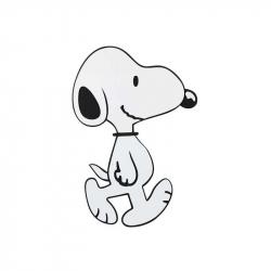Φιγούρα τοίχου Peanuts Snoopy