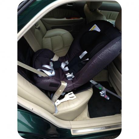 Axkid προστατευτικό υφάσματος πλάτης καθίσματος αυτοκινήτου Seat Protection