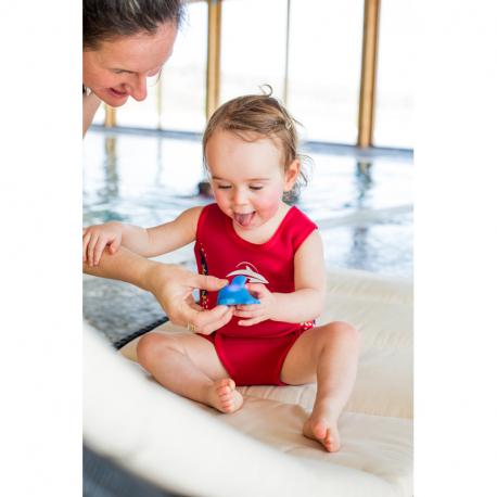 Ισοθερμικό φορμάκι - μαγιό Konfidence™ Babywarma™ Strawberry 12-24 μηνών