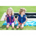 Σωσίβιο - γιλέκο Konfidence™ Original Jacket Hibiscus 4-5 ετών