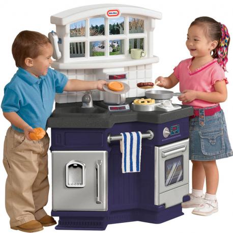 Κουζίνα Littles Tikes Side-By-Side