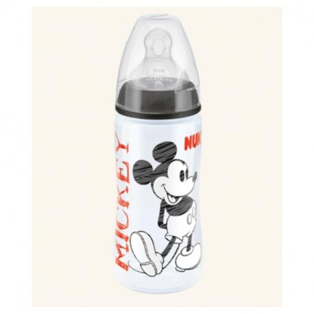 NUK® μπιμπερό First Choice+ Disney Mickey 300 ml 6-18M