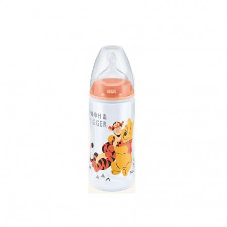NUK® μπιμπερό First Choice+ Disney Winnie 300 ml 0-6M