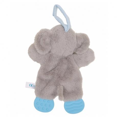 Λούτρινο με μασητικά Bobo Buddies Edgar the Elephant Teether
