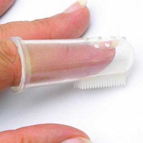 Clippasafe οδοντόβουρτσα δαχτύλου