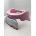 POTETTE®plus 2in1 γιογιό ταξιδίου και εκπαιδευτικό κάθισμα τουαλέτας