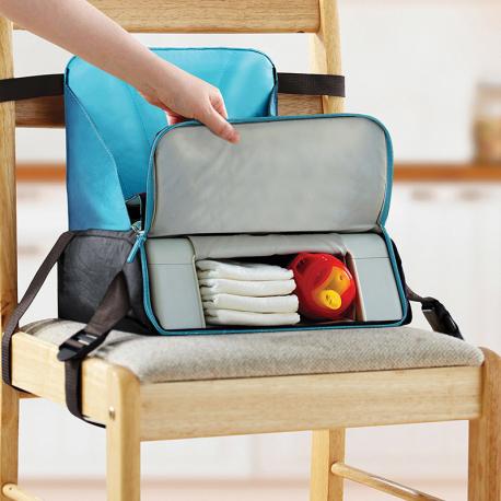 Munchkin φορητό κάθισμα φαγητού Travel Booster