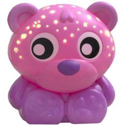 Αρκουδάκι με φωτάκι νυκτός και προβολέα Playgro™ Goodnight Bear