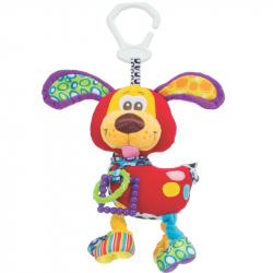 Κρεμαστό κουταβάκι καροτσιού Playgro™ Activity Friend Pooky Puppy