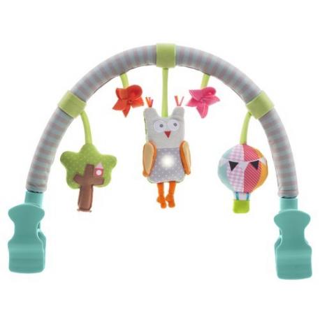 Μουσική αψίδα παιχνιδιών Taf toys Musical Arch Owl