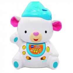 Φωτεινό νανούρισμα με προβολή Vtech® Baby Πολικό αρκουδάκι