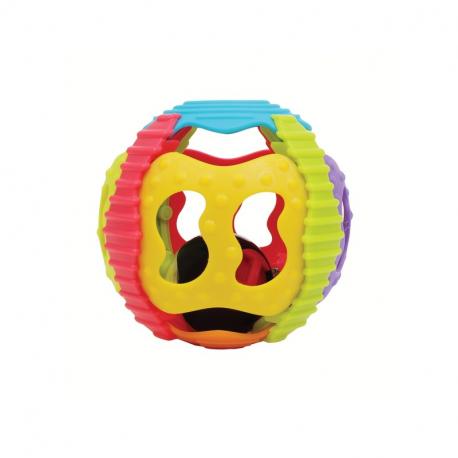 Μπάλα - κουδουνίστρα οδοντοφυΐας Playgro™ Shake, Rattle & Roll