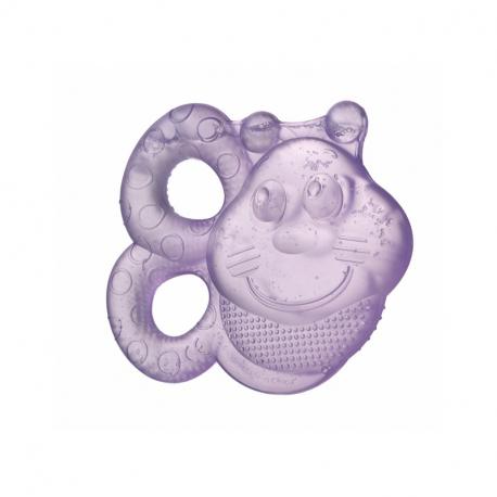 Playgro™ δροσιστικοί δακτύλιοι οδοντοφυΐας Bee Water Teethers σετ των 2