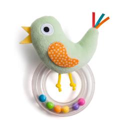 Κουδουνίστρα Taf toys Cheeky Chick