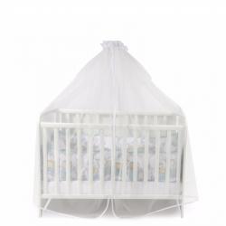 Κουνουπιέρα κρεβατιού LoreLLi® Canopy Net White