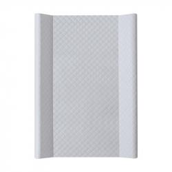 Στρώμα αλλαξιέρα Ceba Caro Grey 50 x 70 cm