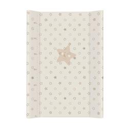 Στρώμα αλλαξιέρα Ceba Stars Beige 50 x 70 cm