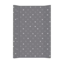 Στρώμα αλλαξιέρα Ceba Stars Dark Grey 50 x 70 cm