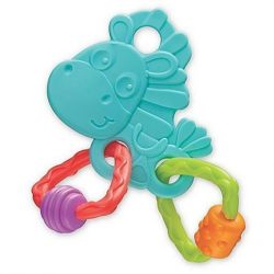 Playgro™ κρίκος οδοντοφυΐας Clip Clop Activity Teether