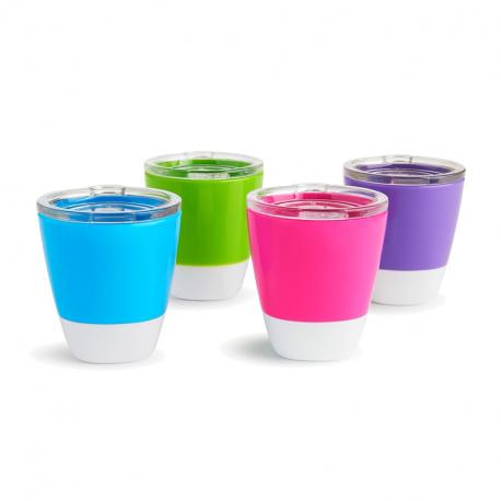 Munchkin εκπαιδευτικά κύπελλα Splash™ 207 ml, σετ των 2