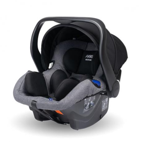Κάθισμα αυτοκινήτου Axkid Modukid Infant i-Size Grey 0-13 kg