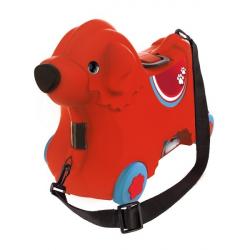 Βαλίτσα τρόλεϋ BIG Bobby Trolley Red