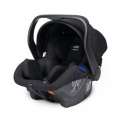 Κάθισμα αυτοκινήτου Axkid Modukid Infant i-Size Black 0-13 kg