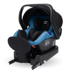 Κάθισμα αυτοκινήτου Axkid Modukid Infant i-Size Petrol 0-13 kg