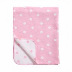 Κουβέρτα Meyco Dots 100 x 150 cm