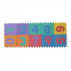 Παζλ δαπέδου Zita toys με αριθμούς 10 τεμαχίων