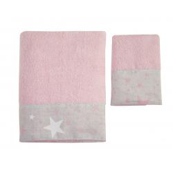 Πετσέτες Ωμέγα Bebe σετ των 2