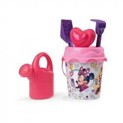 Σετ κουβαδάκι παραλίας Smoby Disney Minnie Mouse